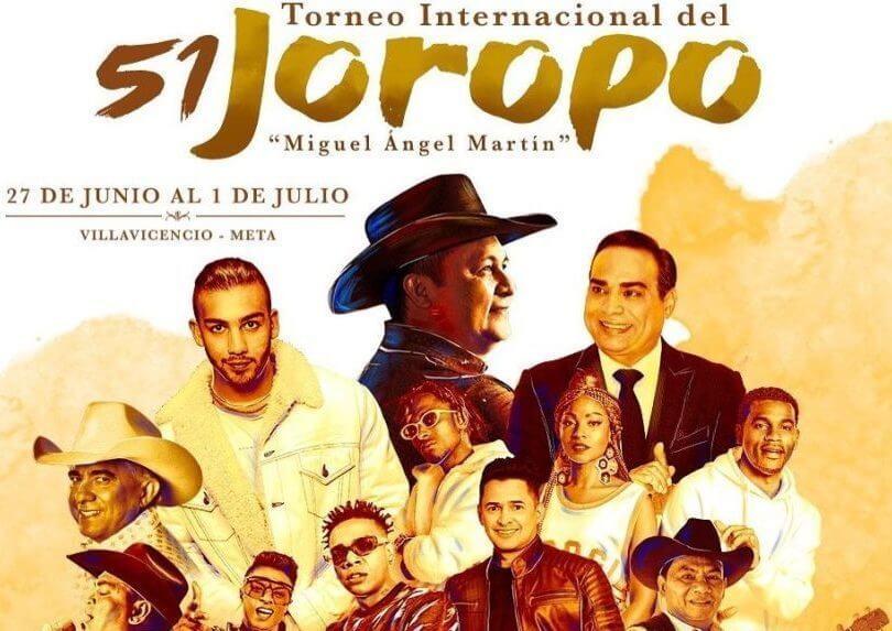 torneo internacional del joropo 2019